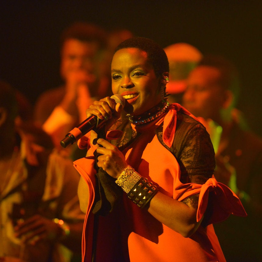 Is Lauryn Hill A Grandmother? Photos Surface Of Her Son Zion With A Newborn