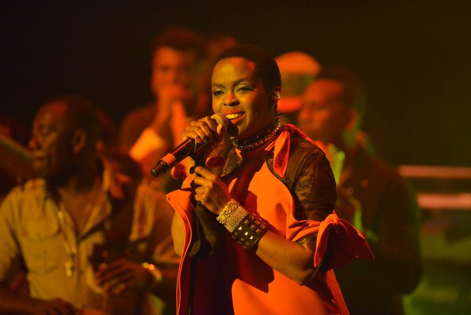 Lauryn Hill Is A Grandmother!