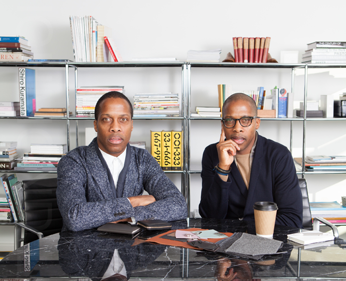Designers to Watch: Byron & Dexter Peart Have the Stylish Essentials for the Globe Trotters of the World