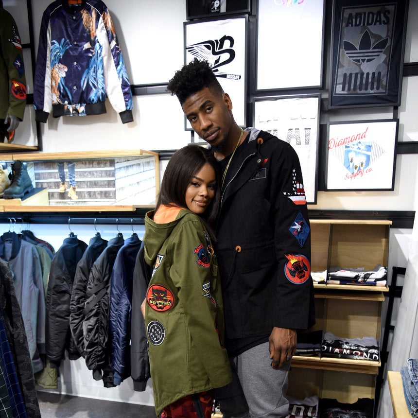Teyana Taylor And Iman Shumpert On Baby Junie's First Christmas and Why Their Love Won't Be Coming to Reality TV