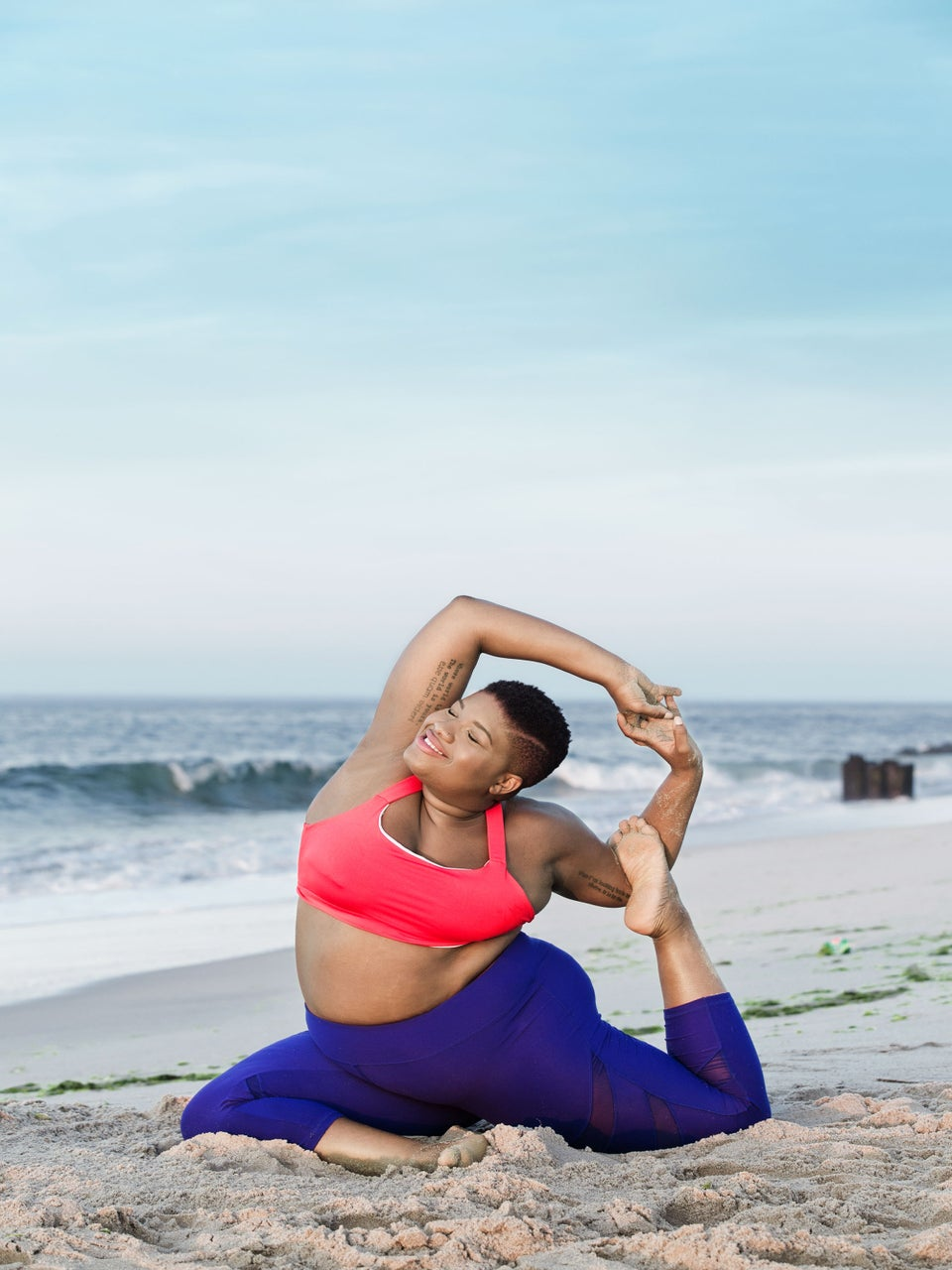 Jessamyn Stanley Tells Us Why Beauty and Wellness Are The Perfect Match