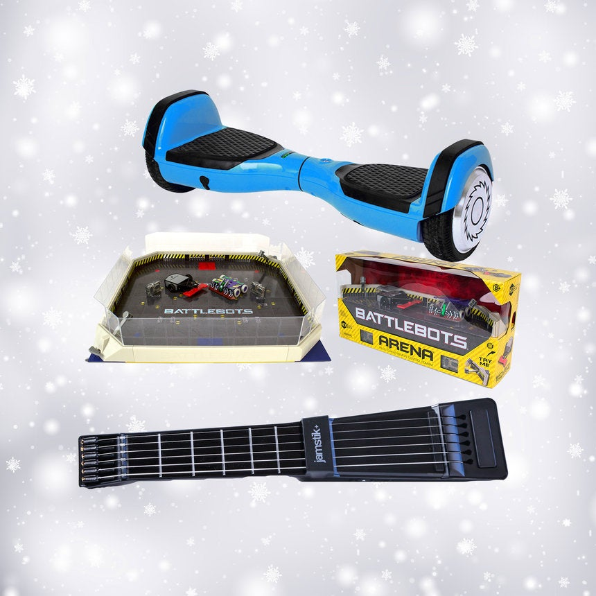 4 Gift Ideas for Your Tech Loving Teen Boy