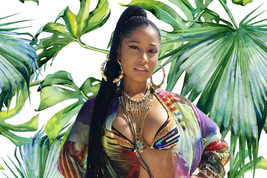 Nicki Minaj's Newest Hairstyle Is Her Flyest To Date - Essence