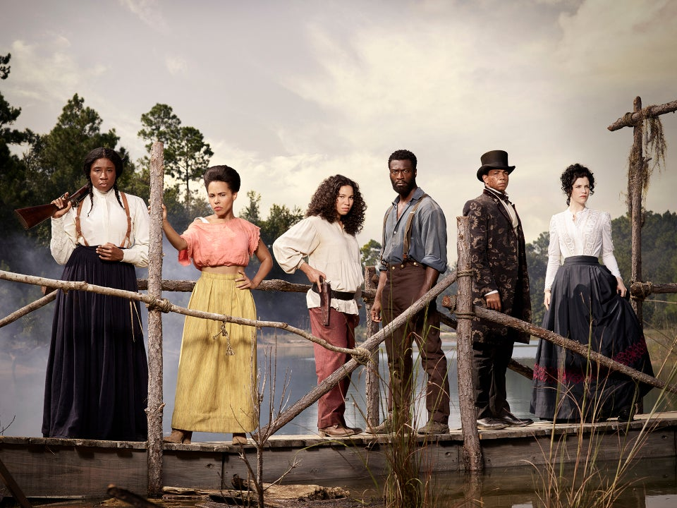 'Underground' Gears Up For Return With Harriet Tubman Leading The Way