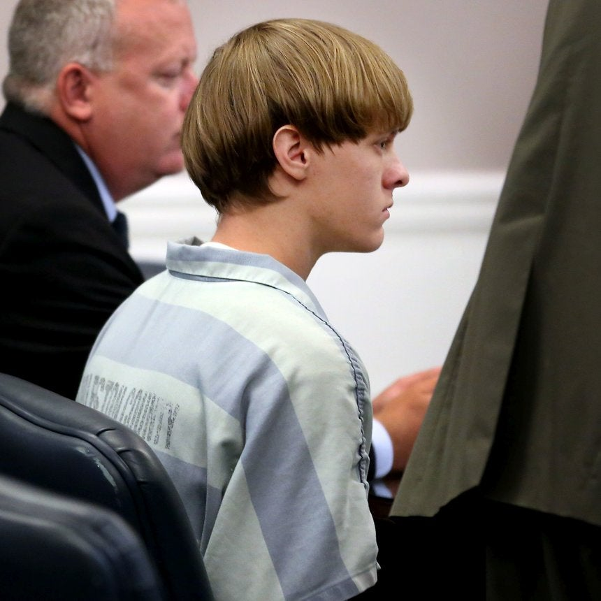 Dylann Roof Had Handwritten List Of Black Churches He Considered Targeting
