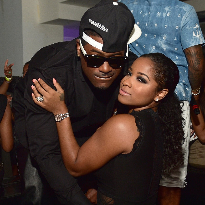 Toya Wright's Ex-Husband Memphitz Congratulates Her On Birth Of Her New Daughter
