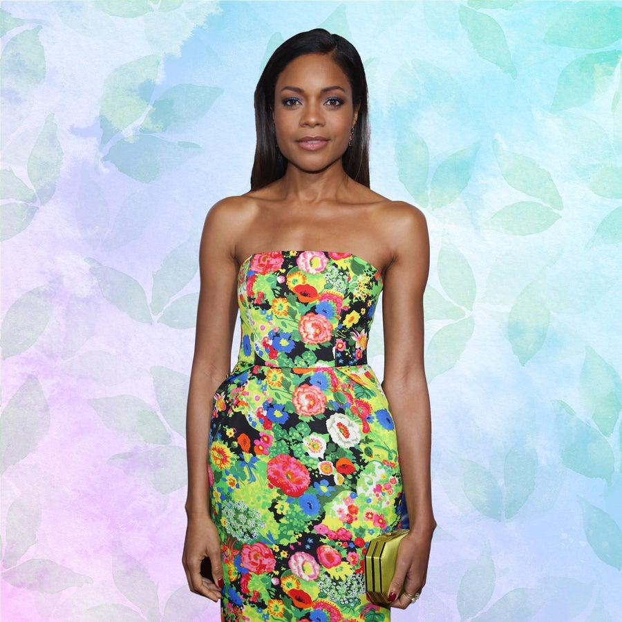 Naomie Harris Brings Fun Dash of Spring to 'Collateral Beauty' Premiere