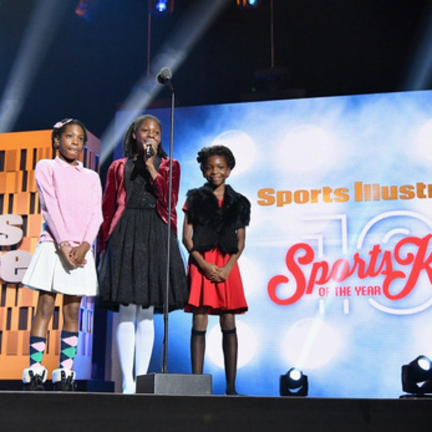 Jay Z, Beyoncé, LeBron And More Celebrate The Sheppard Sisters As SI SportsKids Of The Year
