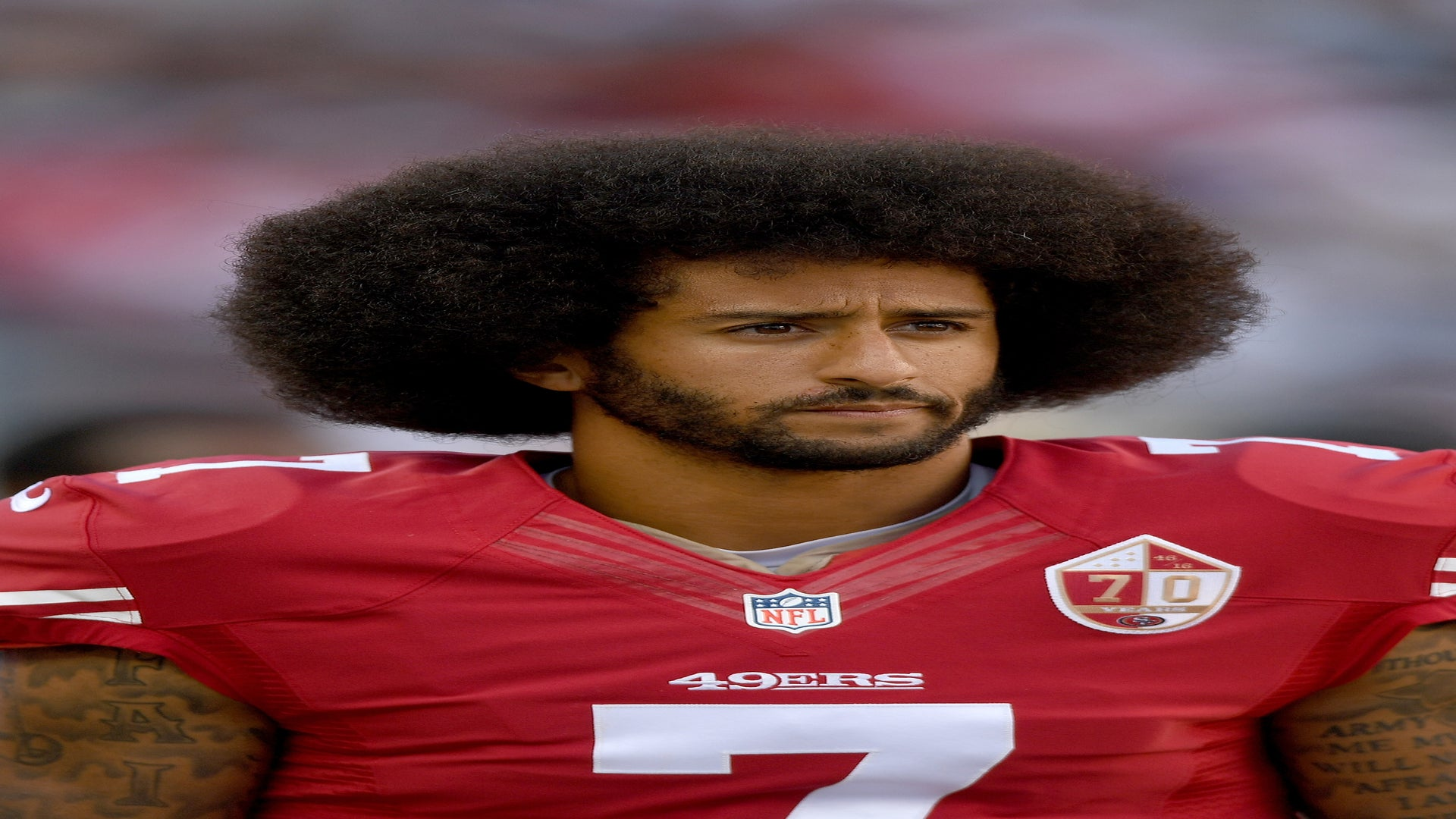 Colin Kaepernick's Teammates Vote Him 'Most Courageous'