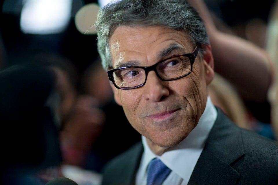 Donald Trump Selects Rick Perry as Energy Secretary