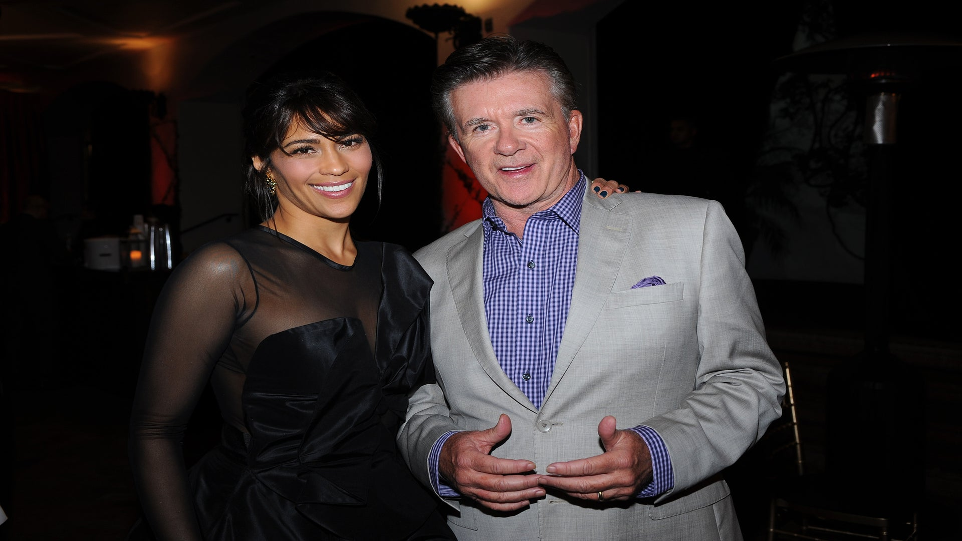 Paula Patton Share Touching Message About Late Former Father-In-Law Alan Thicke