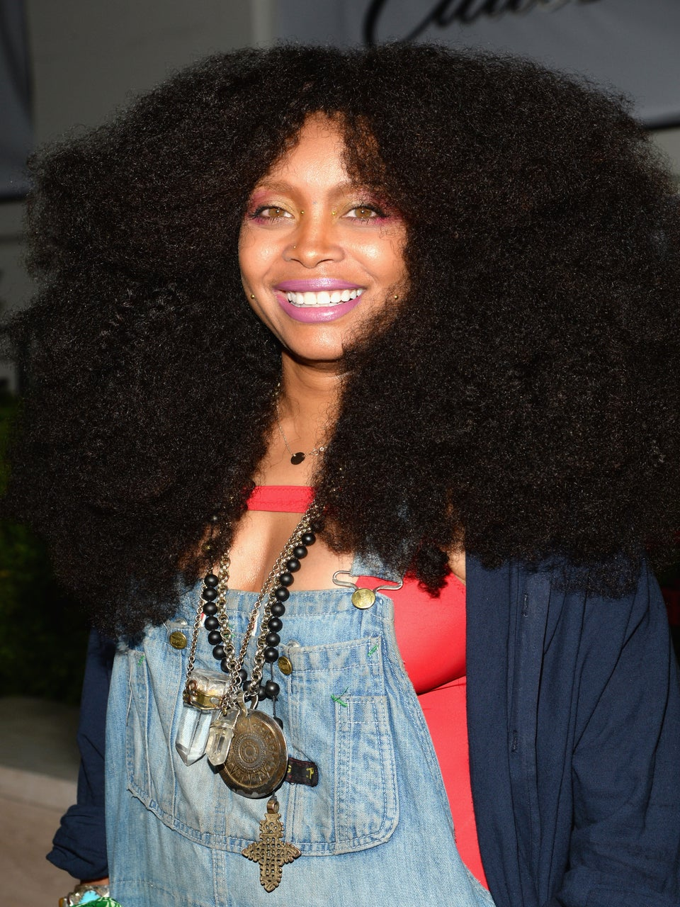 This Photo Of 19-Year-Old Erykah Badu Proves The Singer Has Always Been Flawless