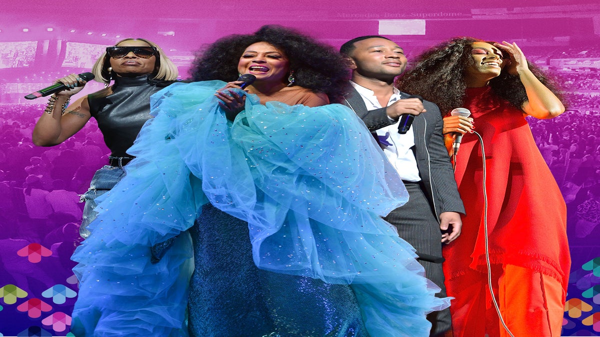 The 2017 Essence Festival Lineup Is On Fire! Mary J Blige, Diana Ross, John Legend, Solange And More