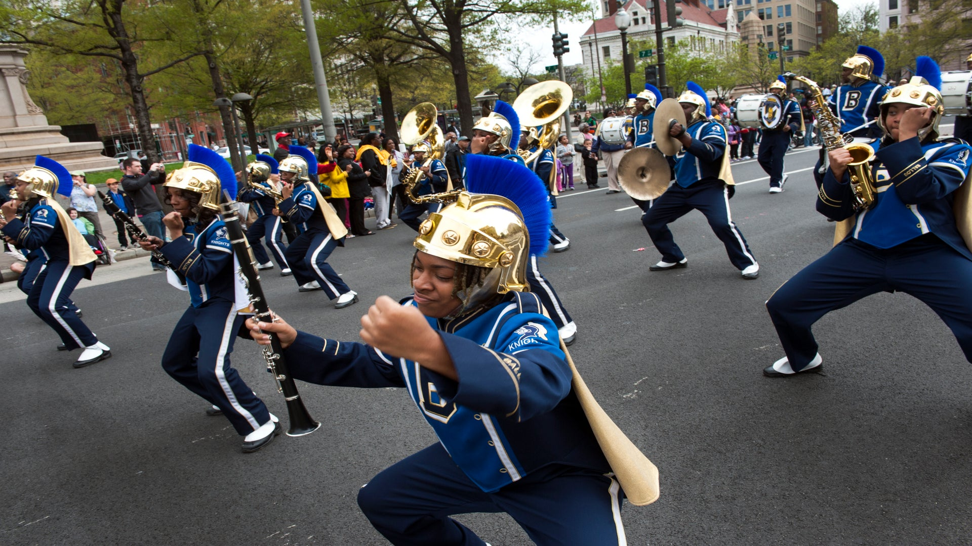 Sitting Out: DC-Area Marching Bands Are Not Here For Donald Trump's Inauguration