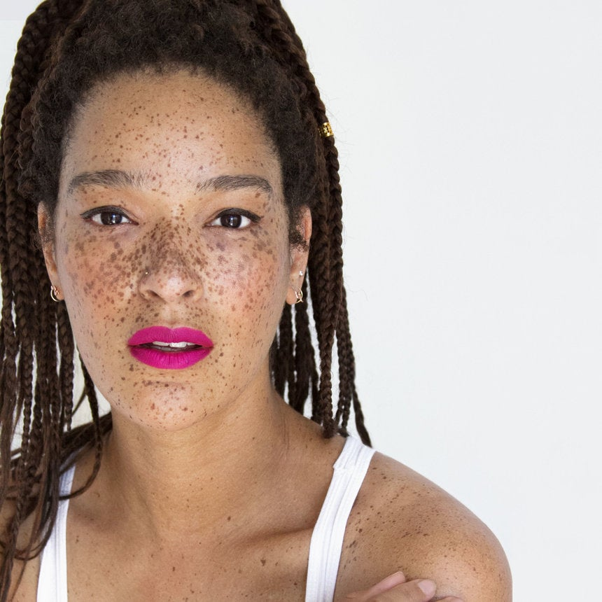 'Black Girl Beautiful' Creator Nikia Phoenix On Why She'll Never Hide Her Freckles