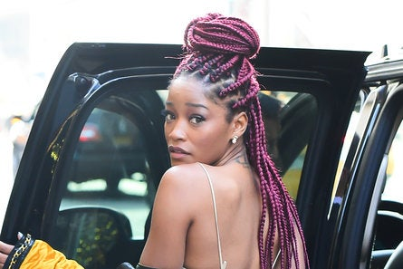 2bf809c132f7b Keke Palmer Is Every Girl After She Leaves The Salon In This Video