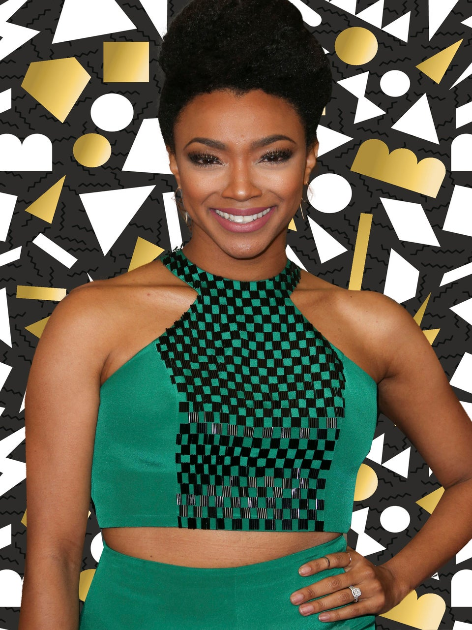 Seven Things To Know About Sonequa Martin-Green, The First African-American Woman To Lead A 'Star Trek' Cast
