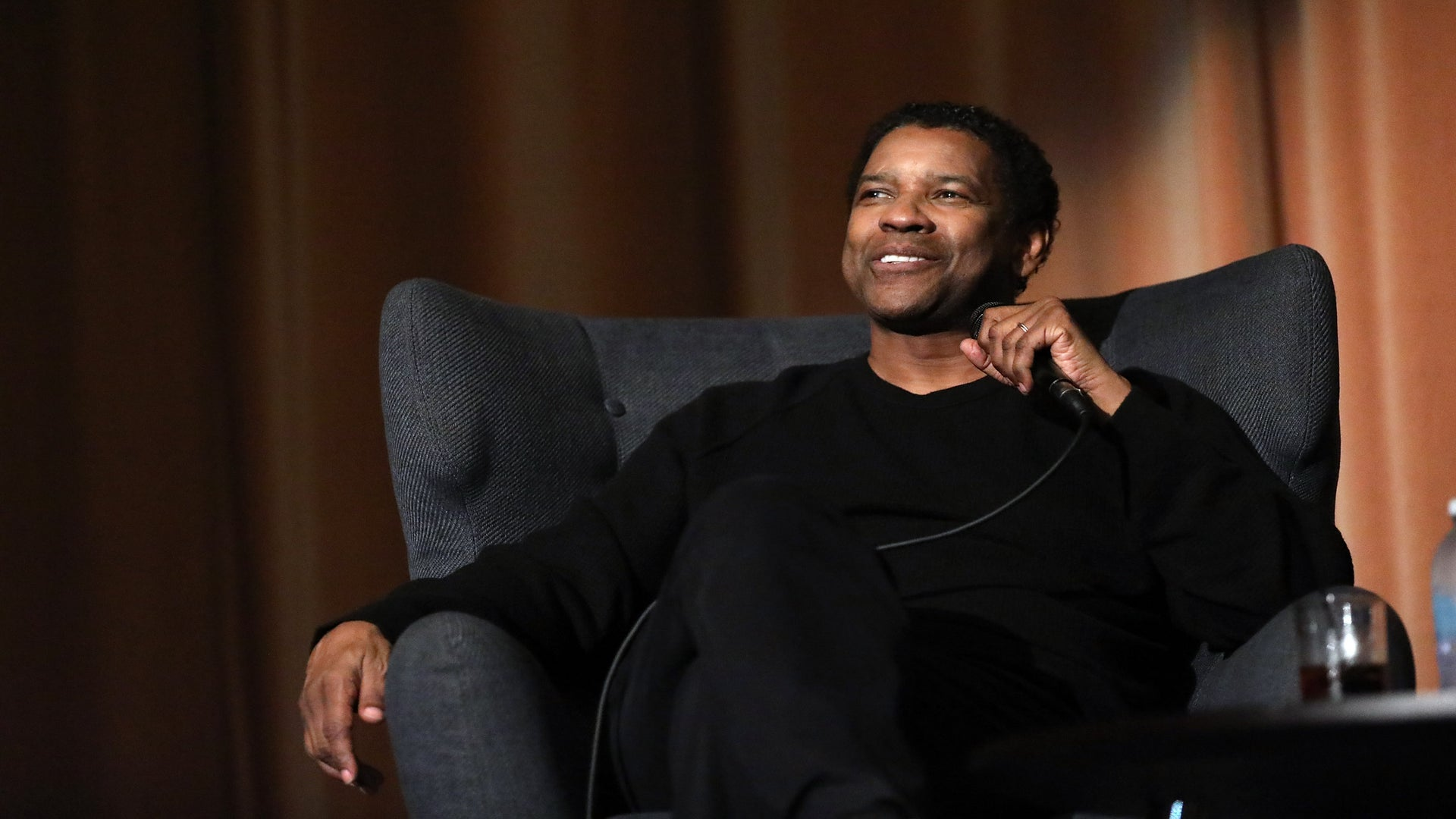 Denzel Washington Remembers Last Moments with His Father