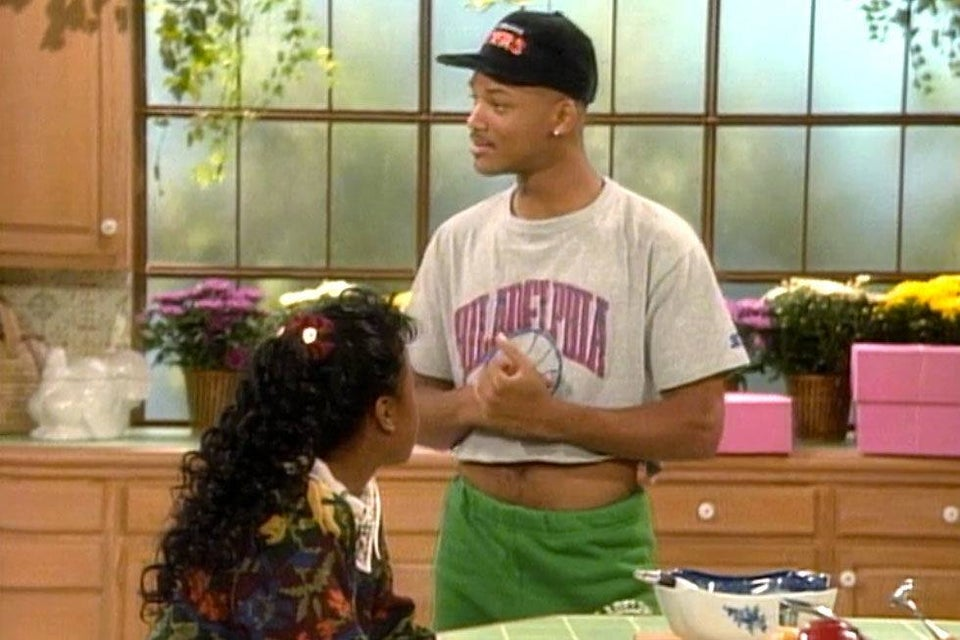 Will Smith's Kids Hilariously Call Him Out On Past Style Choices
