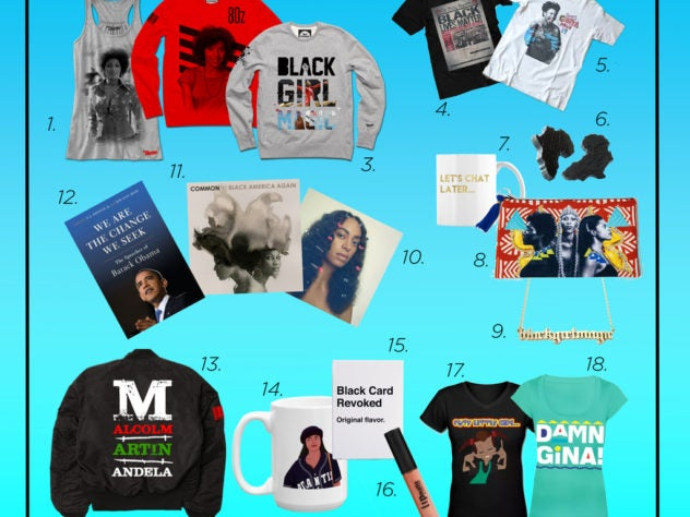 18 Perfect Gifts For The Friend Who's Black And Proud