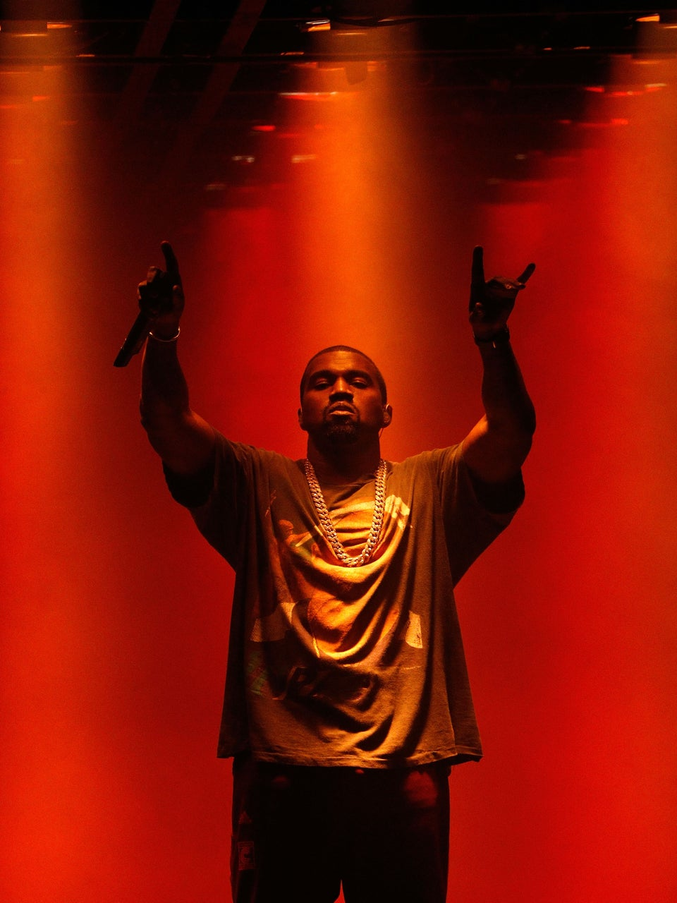 Meet YE: The Rapper Formerly Known As Kanye West