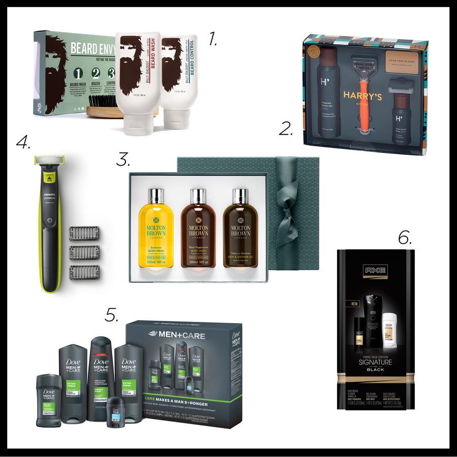 6 Useful Grooming Gifts That Won't Gather Dust In His Bathroom