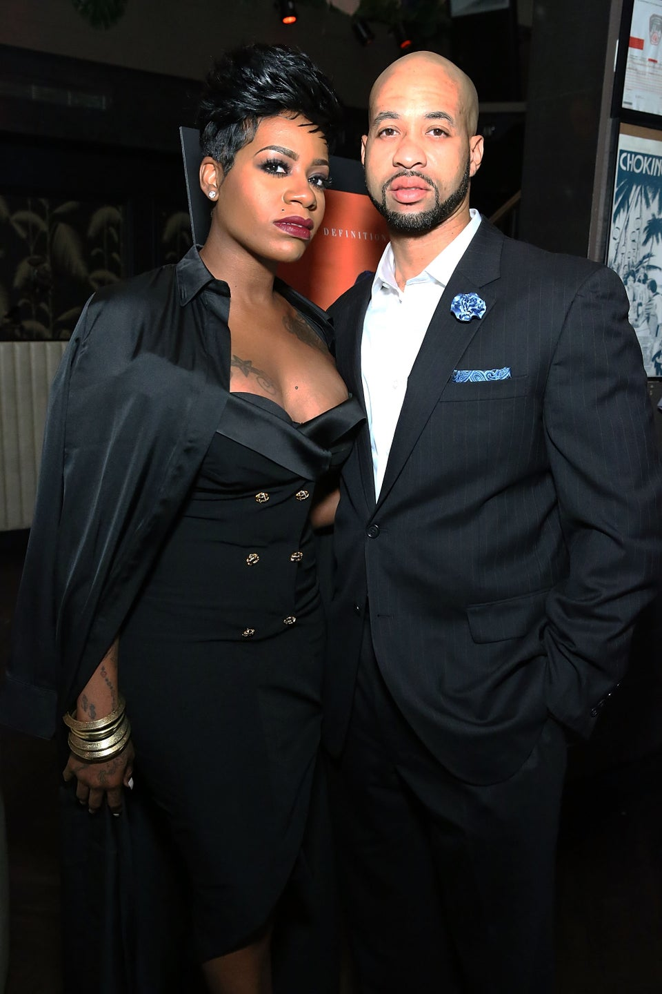 Heels Hurting Your Feet? Fantasia's Hubby Has The Perfect Solution