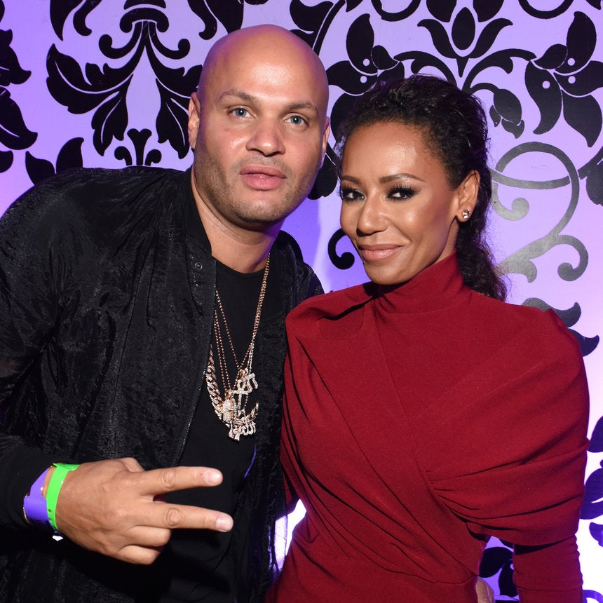 Mel B's Estranged Husband Stephen Belafonte Responds To Her Divorce Filing
