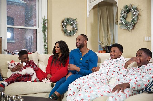 Why Devices Get Turned Off For Christmas At Gabrielle Union And Dwyane Wade's Home