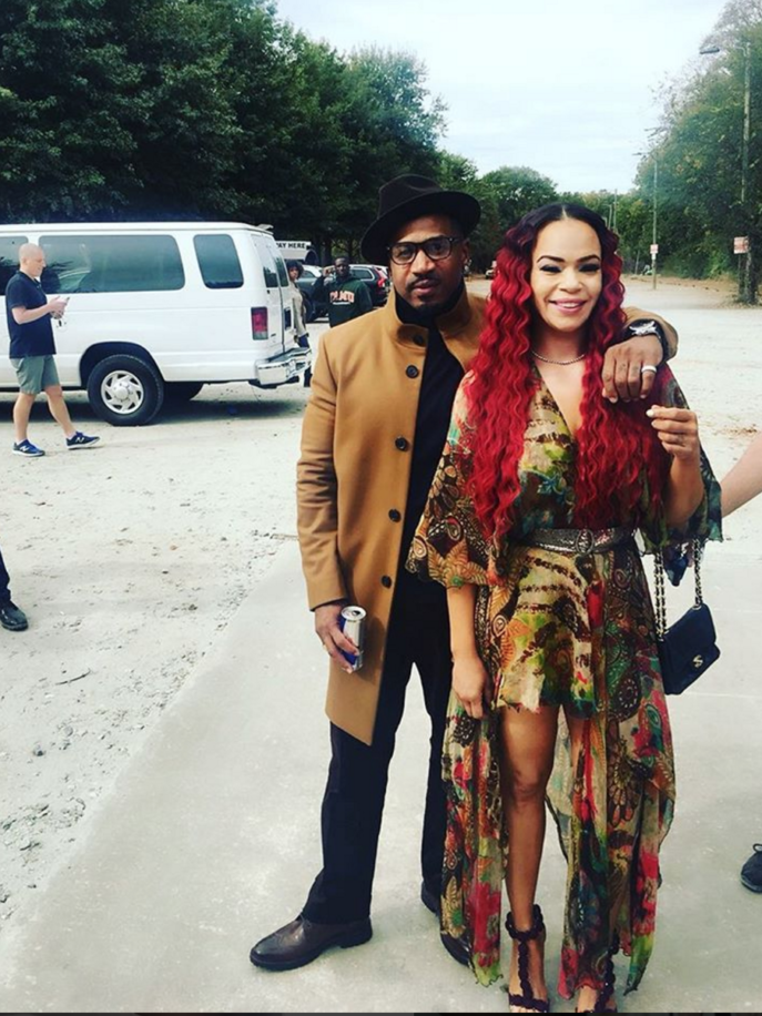 "Here's What We Know So Far About Stevie J And Faith Evans' ""New"" Relationship"