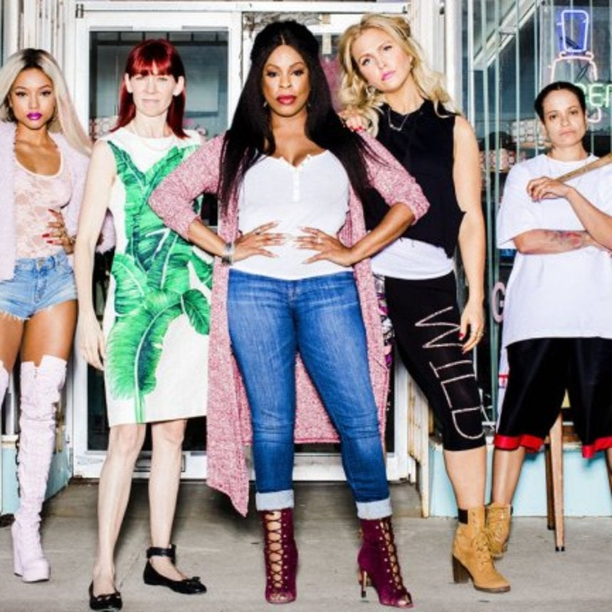 We're Here For Rashida Jones' New Nail Salon Dramedy With Niecy Nash And Karrueche Tran