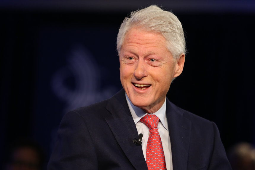 bill clinton says trump got angry white men to vote for