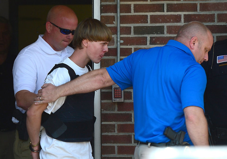 Dylann Roof Won't Use Mental Health Experts to Try to Save His Life
