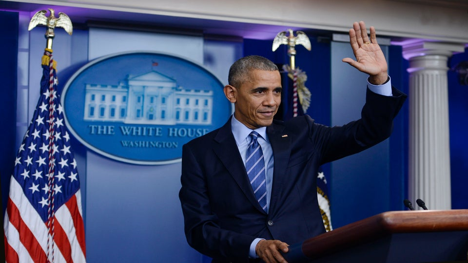 President Obama Confirms He's Writing Another Book
