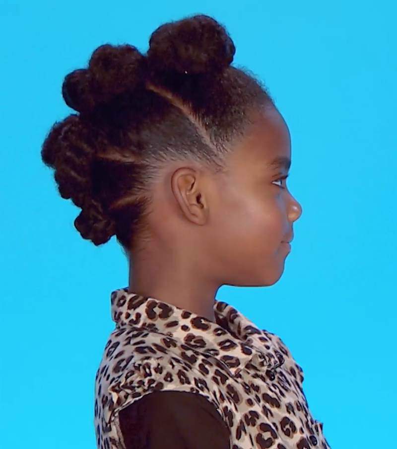 How To Style Your Kid's Hair Into A Funky Faux Hawk