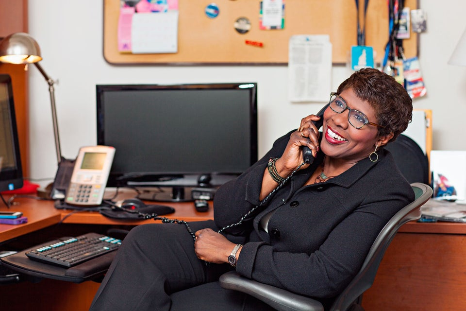 Melissa Harris-Perry, Joy-Ann Reid and Michel Martin Remember the Great Gwen Ifill