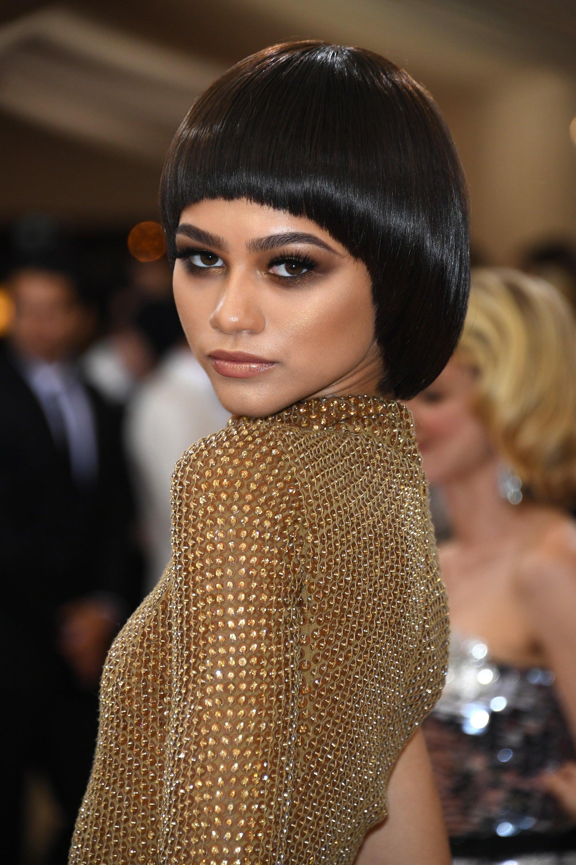 Does Natural Hair Drive Men Away: Zendaya Shares Natural Hair Transition