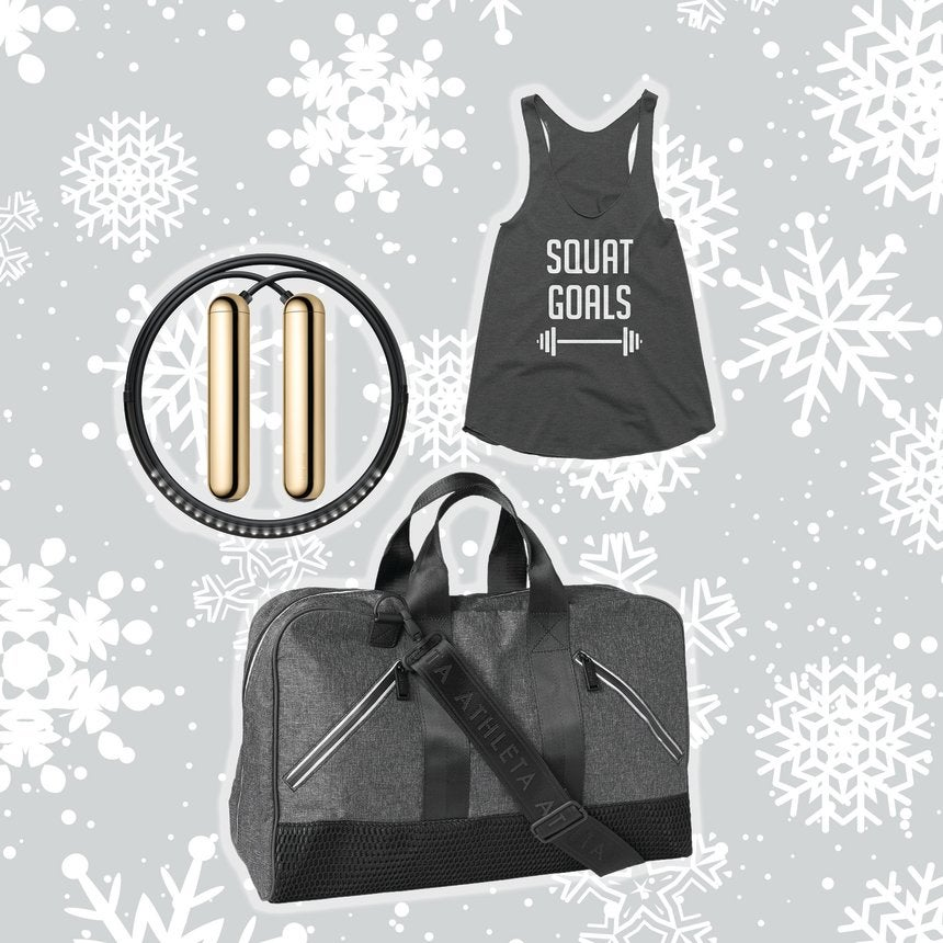 12 Gifts For The Girl Who Loves To Sweat In Style
