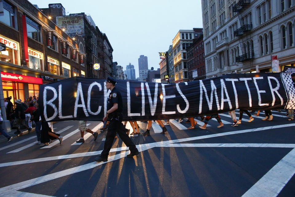 Black Lives Matter Leader Will Sue NYPD For Peaceful Protest Arrest