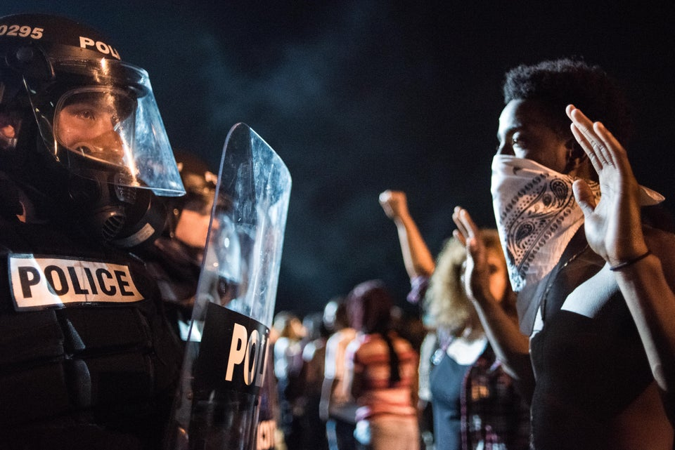 Protests Escalate In Memphis After U.S. Marshals Fatally Shoot Young Black Man