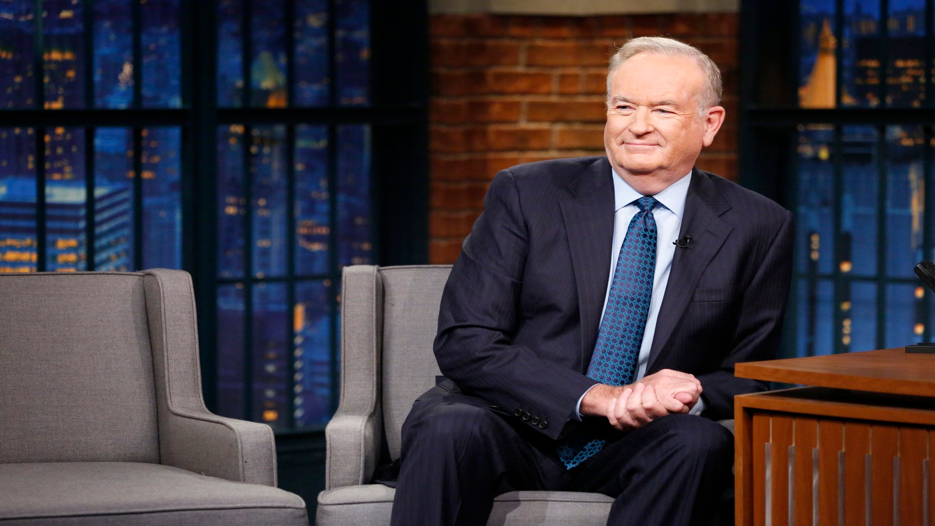 Yep, Bill O'Reilly Just Embraced White Nationalism On Television