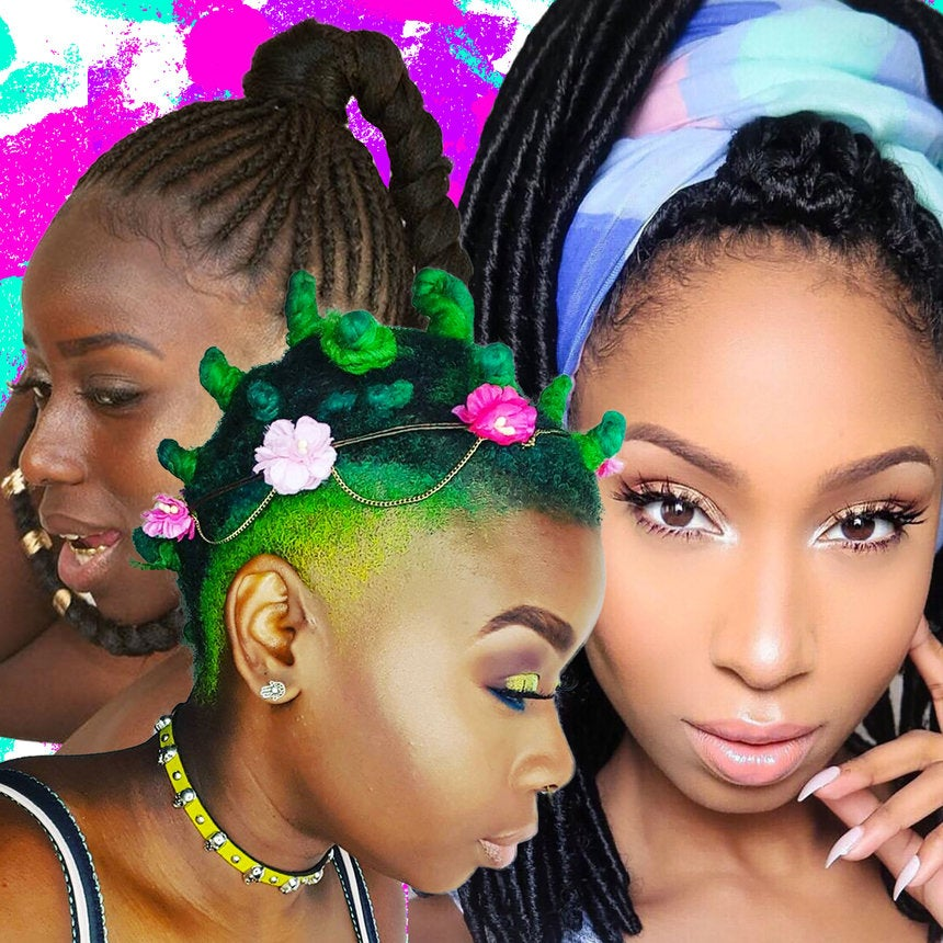 11 Hairstyles Black Women Continued To Rock Flawlessly In 2016