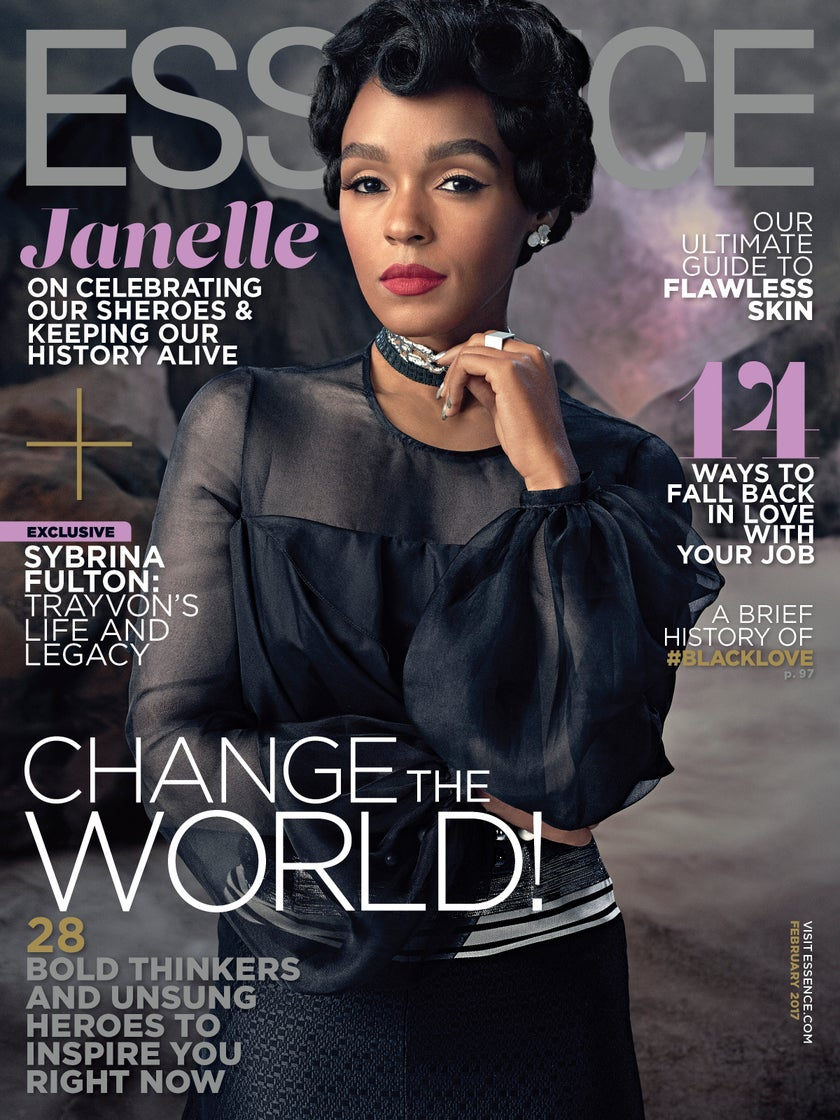 Janelle Monaé's Dream Role In 'Hidden Figures' Comes At A Pivotal Moment In History