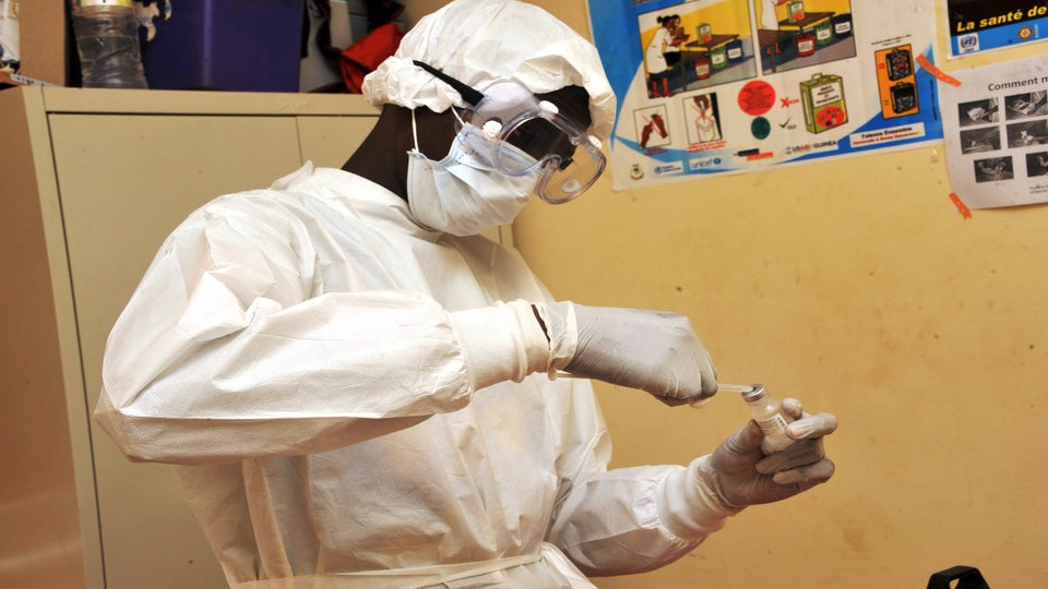 Ebola Vaccine Is the First to Block Infection