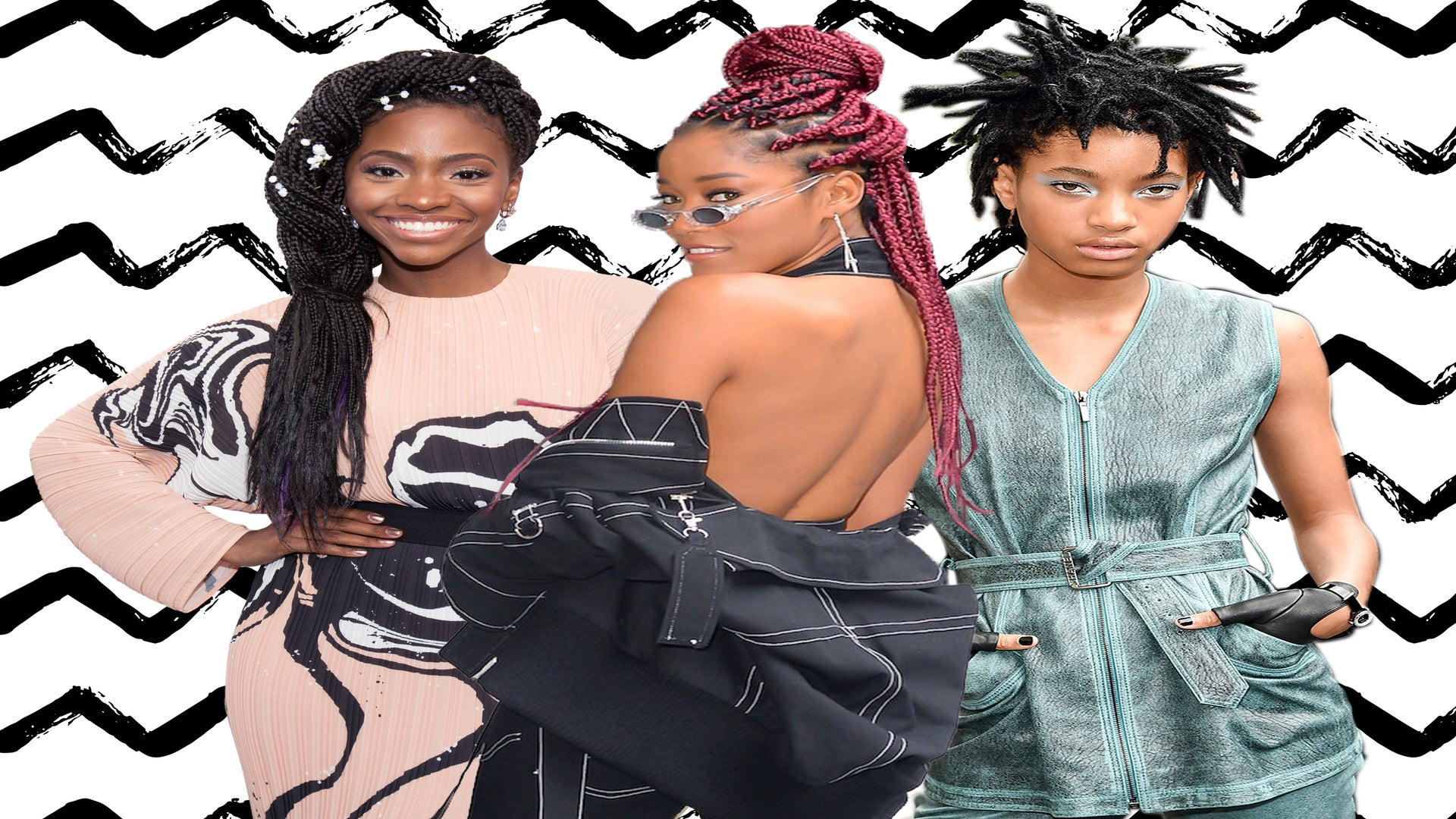 21 A-List Protective Hairstyles We Were Obsessed With In 2016