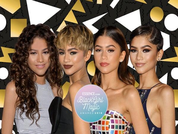 Proof That Zendaya Didn't Miss A Beauty Beat In 2016, Obvs