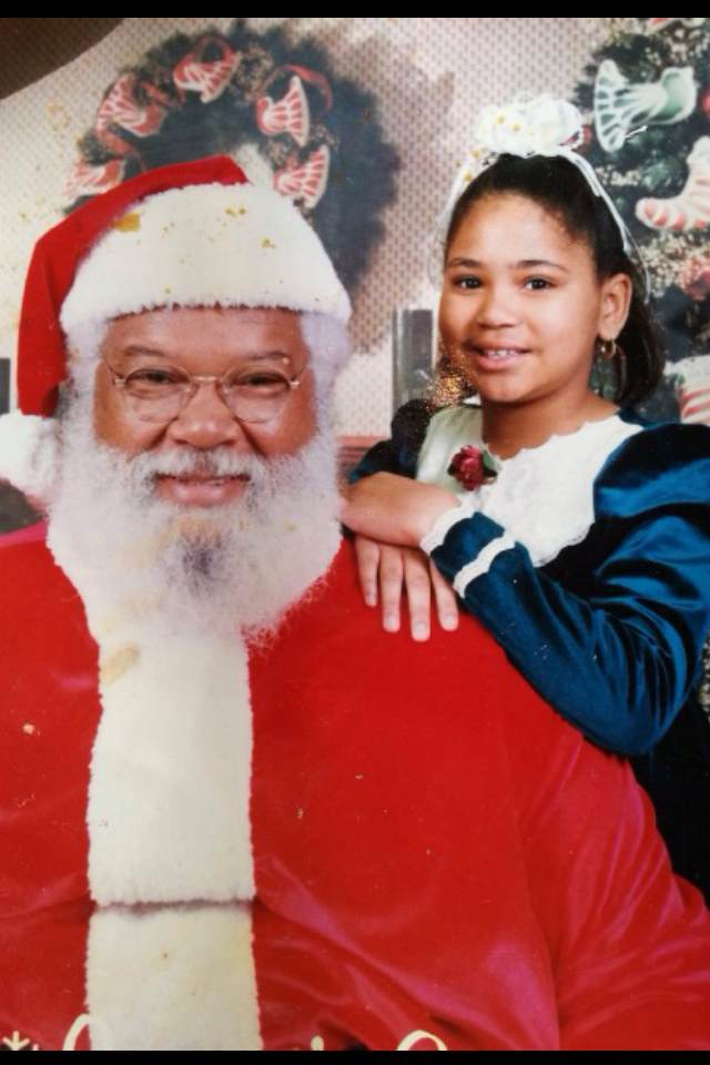 New Orleans' Black 7th Ward Santa Has Been Making Kids Smile For Almost 45 Years