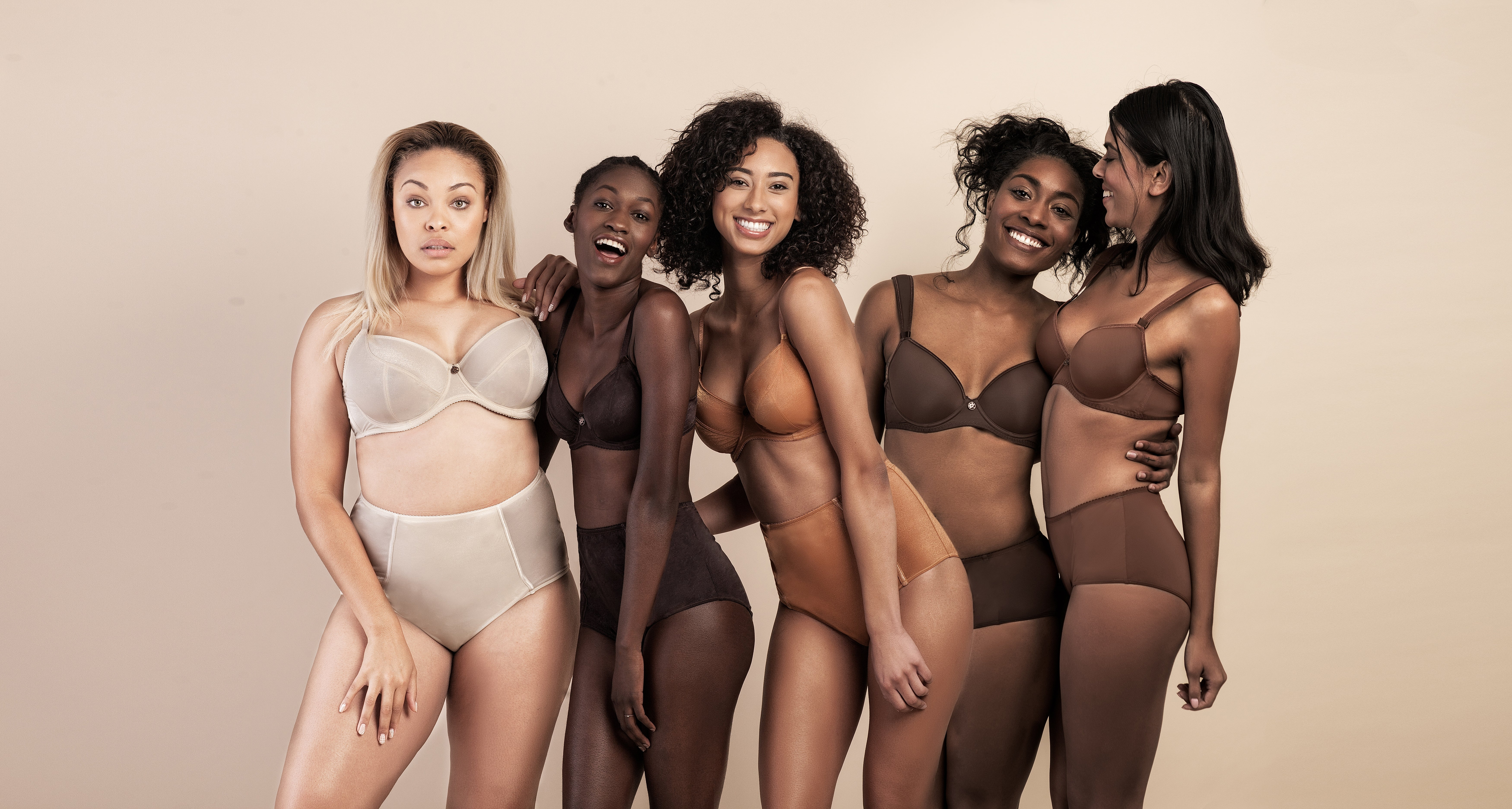 Turn Up the Heat With This Sexy Black Owned Lingerie Line Designed Just For Your Skin Tones