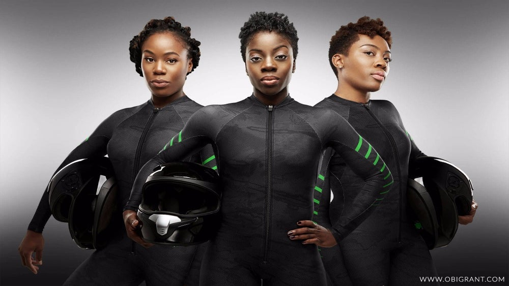 Nigeria's First Women's Bobsled Team Is Hoping To Bring SomeBlack Girl Magic To The 2018 Winter Olympics