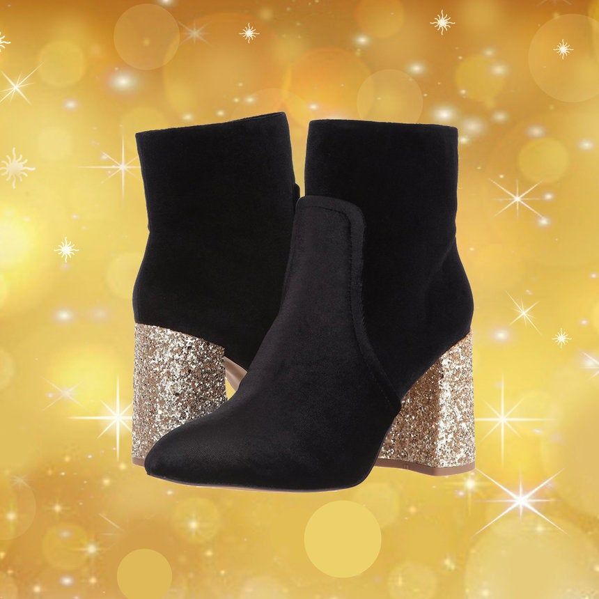 New Year's Eve Shoes So Comfortable, You'll Actually Wear Them Until the Ball Drops